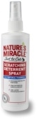Nature's Miracle средство против царапанья кошками NM Scratching Deterrent Spray спрей 236 мл